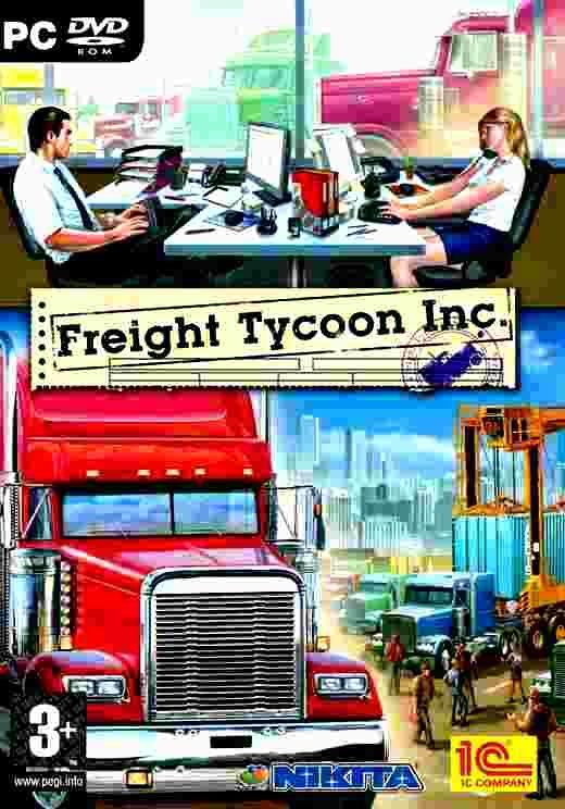 Freight Tycoon Inc. (Automobily) (PC hra)