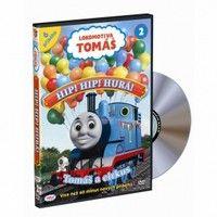 Lokomotiva Tomáš 2: Tomáš a cirkus (DVD)