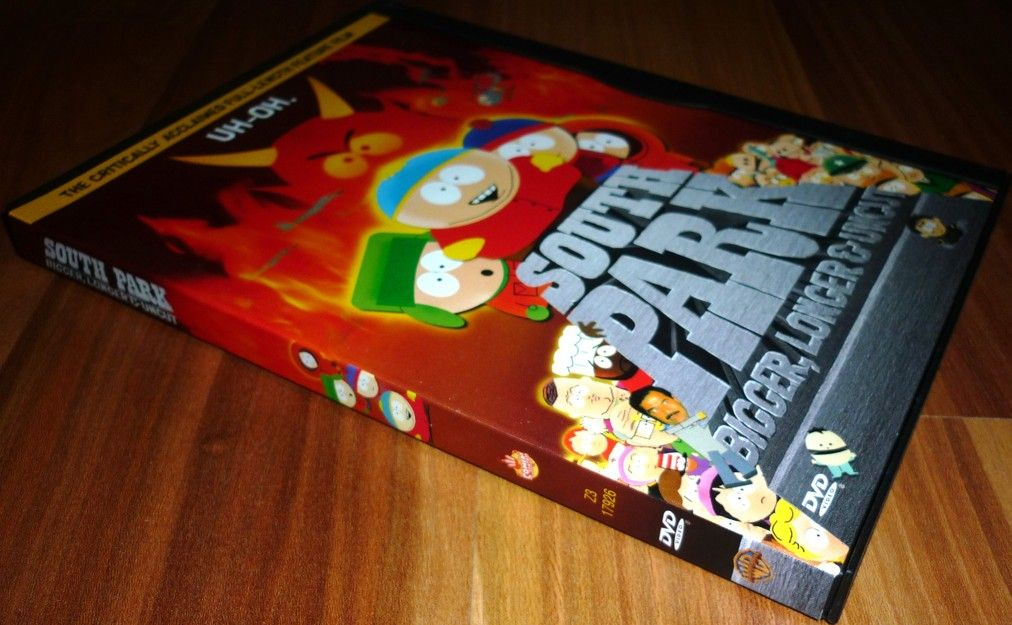 South Park: Peklo na zemi (DVD) (Bazar)