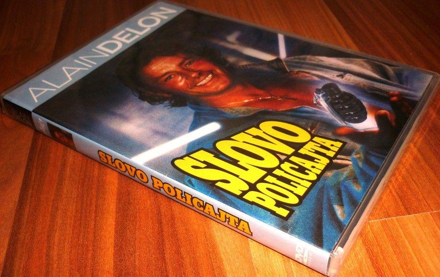 Slovo policajta - Edice Kolekce Alain Delon (DVD) (Bazar)