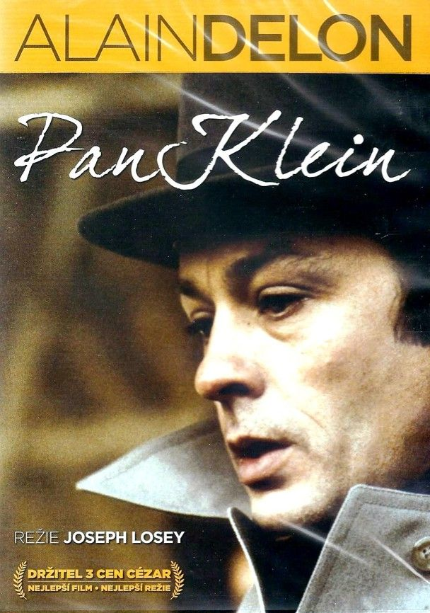 Pan Klein - Edice Kolekce Alain Delon (DVD)