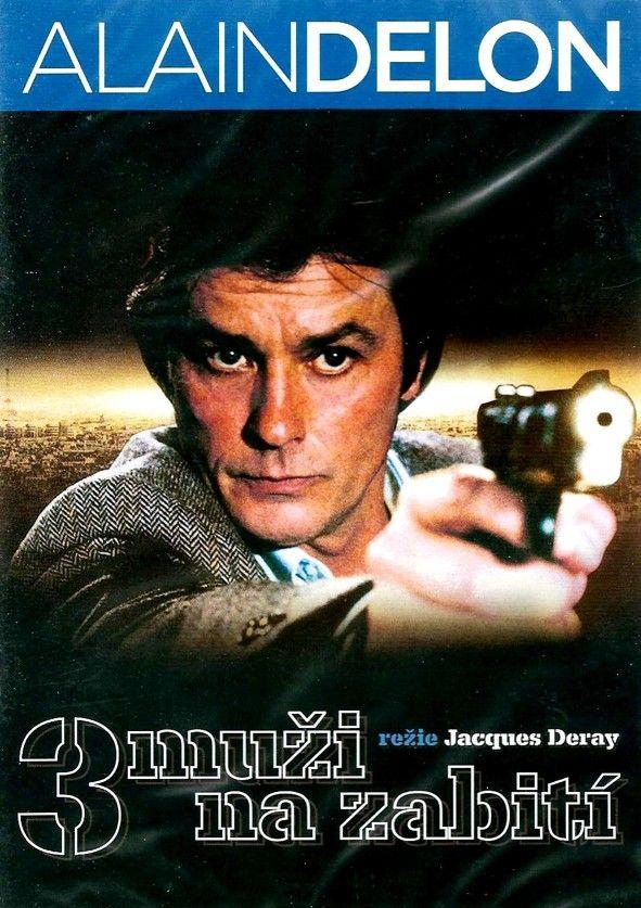 3 muži na zabití - Edice Kolekce Alain Delon (DVD)