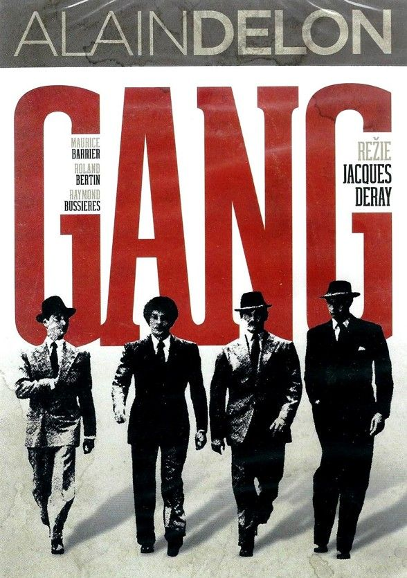 Gang - Edice Kolekce Alain Delon (DVD)