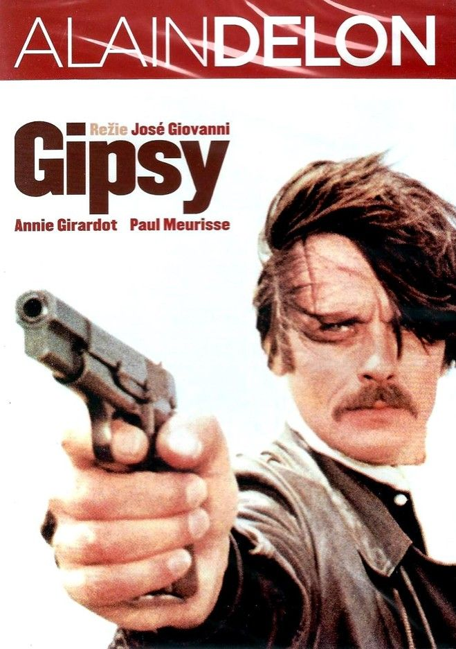 Gipsy (Cikán) - Edice Kolekce Alain Delon (DVD)