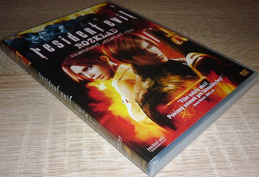Resident Evil: Rozklad (DVD) (Bazar)