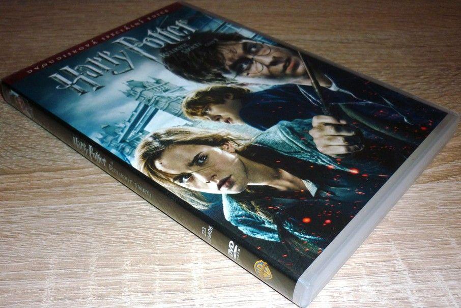 Harry Potter a Relikvie smrti - část 1. 2DVD (DVD) (Bazar)