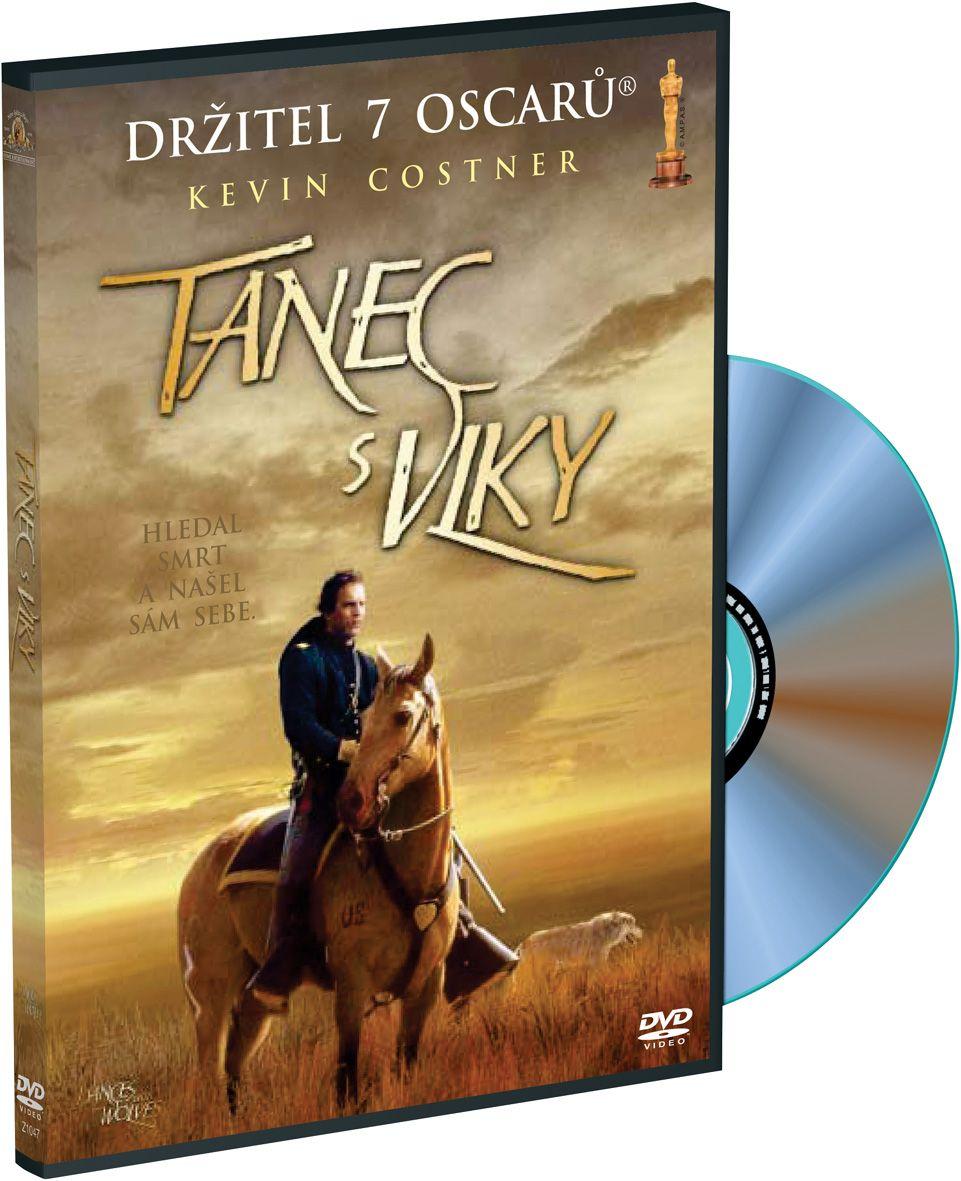 Tanec s vlky (DVD)