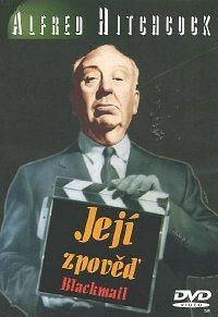 Její zpověď (Alfred Hitchcock) (DVD)