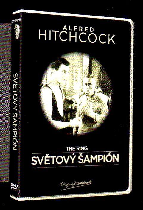 Světový šampión - Edice Alfred Hitchcock - Ranná kolekce - DVD 2 ze 7 (DVD)