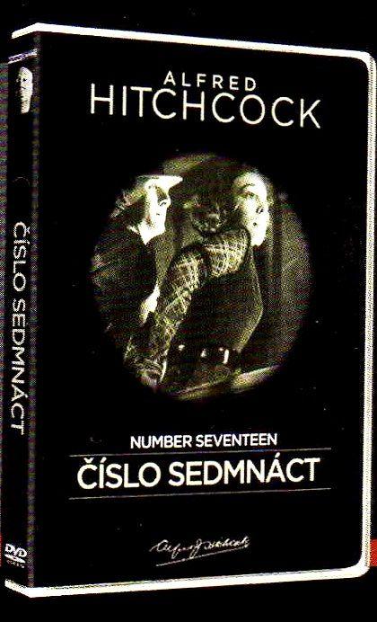 Číslo sedmnáct / Číslo 17 - Edice Alfred Hitchcock - Ranná kolekce - DVD 3 ze 7 (DVD)