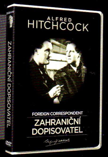 Zahraniční dopisovatel - Edice Alfred Hitchcock - Ranná kolekce - DVD 4 ze 7 (DVD)