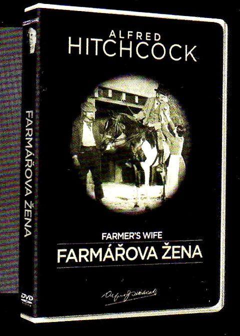 Farmářova žena - Edice Alfred Hitchcock - Ranná kolekce - DVD 6 ze 7 (DVD)