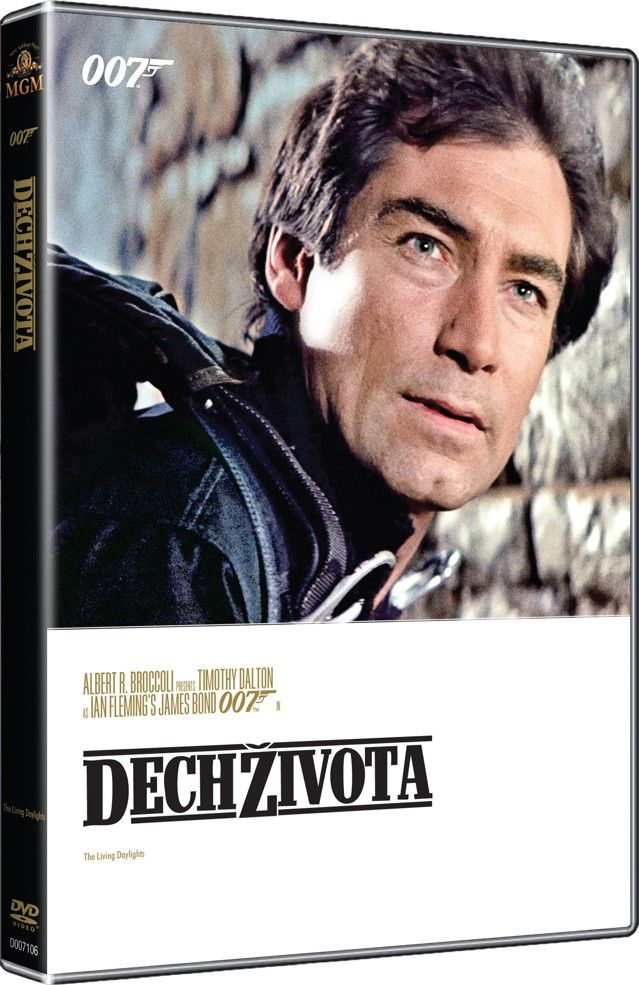 Dech života (James Bond 007 - 015) - kolekce 2015 (DVD)