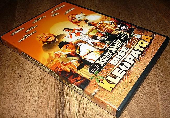Asterix a Obelix: Mise Kleopatra (DVD) (Bazar)
