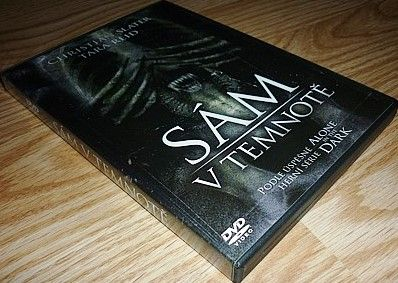 Sám v temnotě - Edice Stereo a video (DVD) (Bazar)