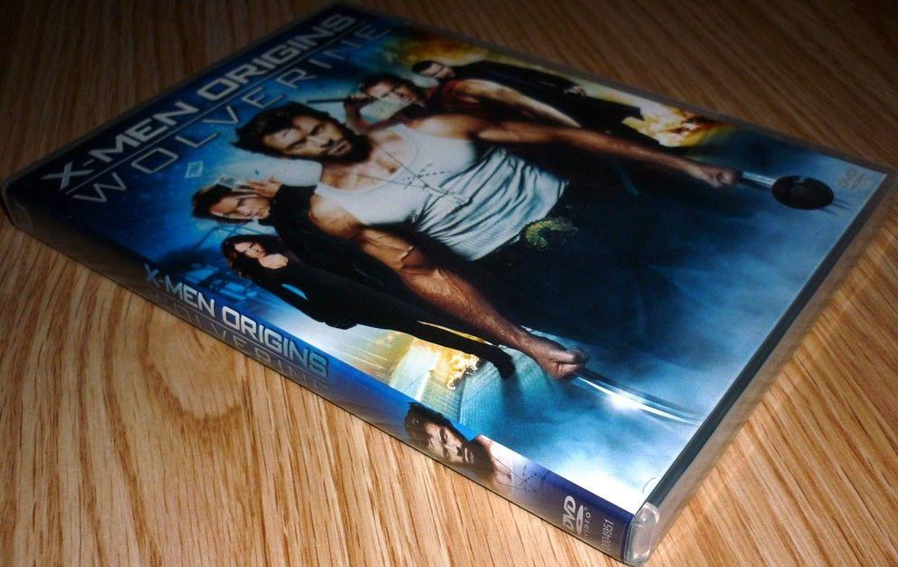 X-men 4 - Origins: Wolverine (DVD) (Bazar)