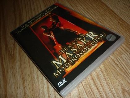 Texaský masakr motorovou pilou (2003) (DVD) (Bazar)