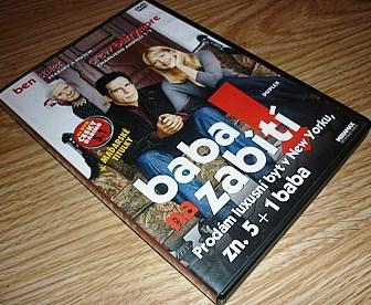 Baba na zabití (DVD) (Bazar)