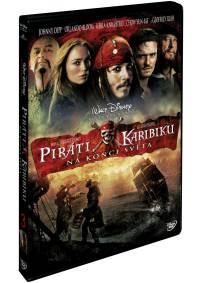 Piráti z Karibiku 3: Na konci světa (Disney) (DVD)
