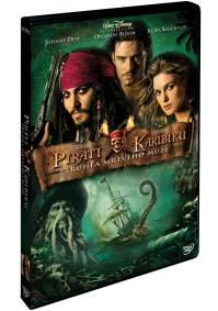 Piráti z Karibiku 2: Truhla mrtvého muže (Disney) (DVD)