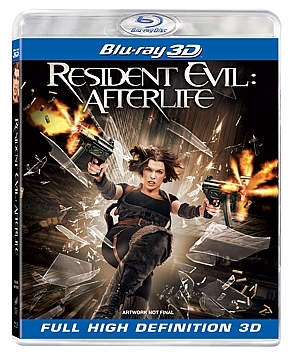 Resident Evil 4: Afterlife 2D + 3D (Bluray)