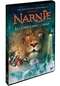 Letopisy Narnie: Lev, čarodějnice a skříň (1. díl) (DVD)