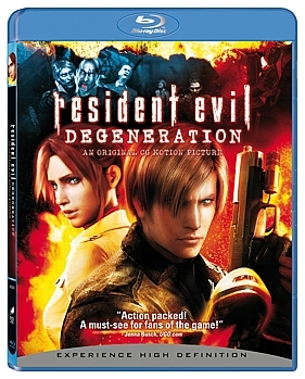 Resident evil: Rozklad (Bluray)