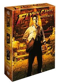 Kolekce: Flynn Carsen 1 - 3 3DVD SBĚRATELSKÁ KOLEKCE (DVD)