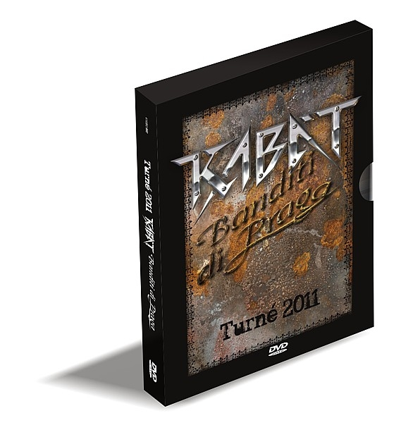 Kabát (koncert) Banditi di Praga Live - 2DVD (DVD)