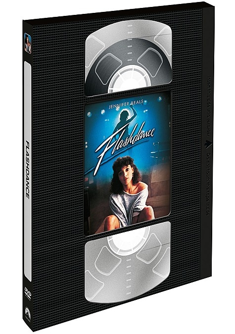 Flashdance - Edice Retro edice (DVD)