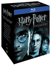 Harry Potter kolekce roky 1 - 7 11BD (Bluray)