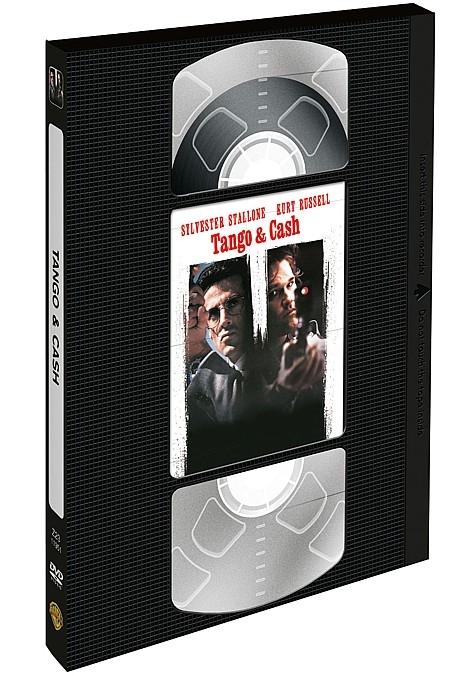 Tango a Cash - Edice Retro edice (DVD)