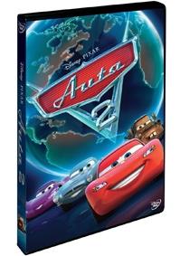 Auta 2 (Disney) (DVD)