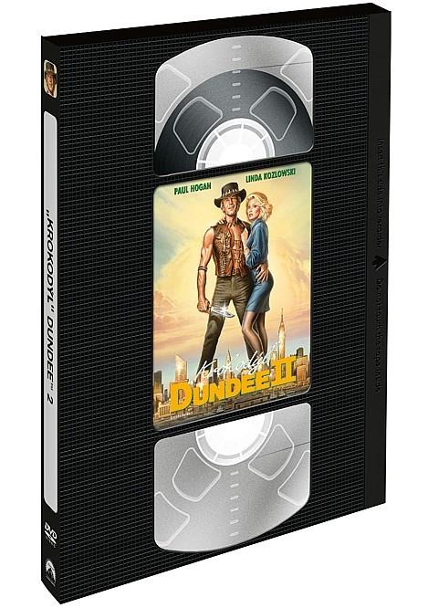 Krokodýl Dundee 2 - Retro edice (DVD)