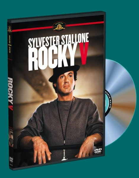 Rocky V (Rocky 5) (DVD)
