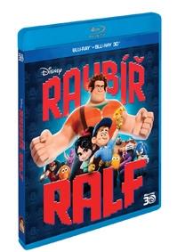 Raubíř Ralf 2D + 3D 2BD (Disney) (Bluray)
