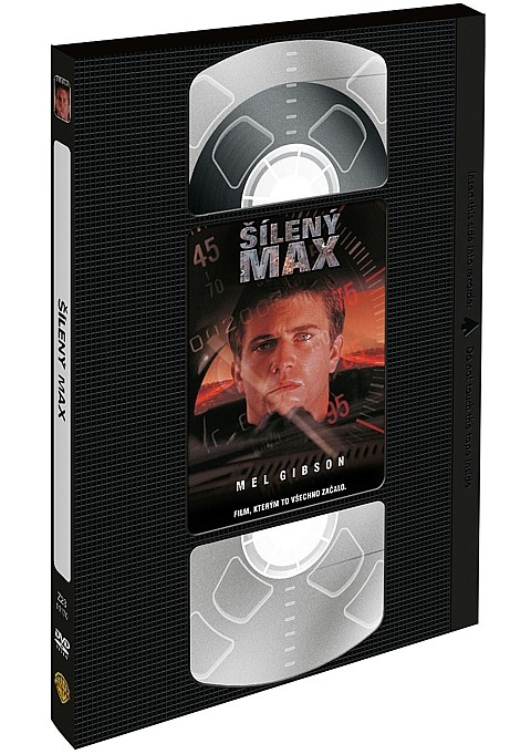 Šílený Max 1 - Edice Retro edice (DVD)