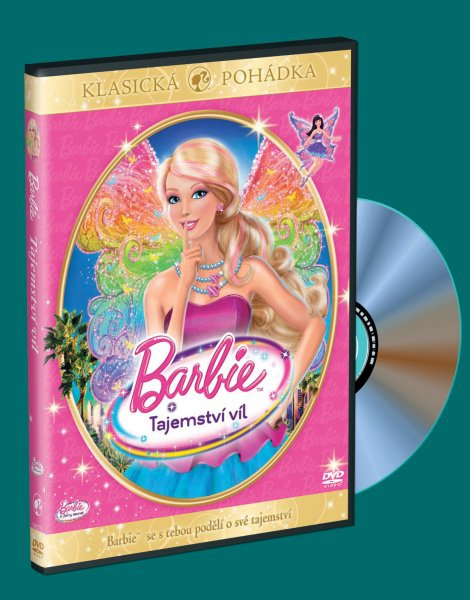 Barbie - Tajemství víl (DVD)