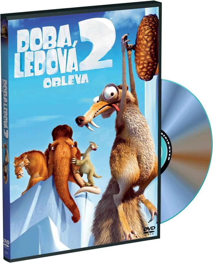 Doba ledová 2: Obleva (DVD)
